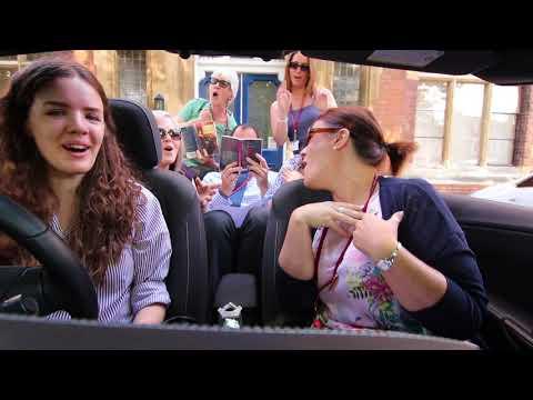 The King's School Peterborough - End of year video (car park karaoke) 2017