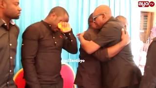 """Prof Jay Kafika Msibani Mbeya """"Mama Aliyaona Mabaya  Yatakayomtokea Sugu"""""""