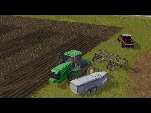 Farming Simulator 17 Platte Valley Nebraska: Harvest and Tillage
