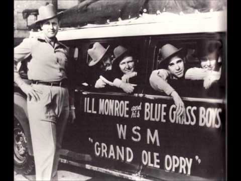 Bill Monroe with Flatt & Scruggs - True Life Blues