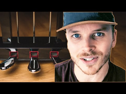 The Pedal When Playing The Piano - Sustain Pedal Piano Lesson