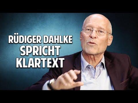 Dr. Rüdiger Dahlke spricht Klartext - 5 Minuten die Du gesehen haben musst!
