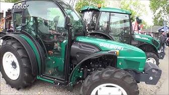 The 2020 GOLDONI QUASAR 90 tractor