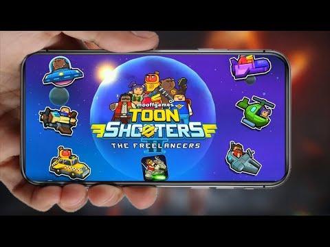 Toon Shooters 2: FreeLancers - Nave multiplayer Coop e retrô!!! Precisa mais? #ZigIndica27 - Omega Play