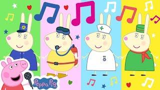 busy-miss-rabbit-peppa-pig-my-first-album-14-peppa-pig-songs-kids-songs-baby-songs