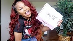 JUICE AND THE SQUEEZE ON UNice Hair (Review) Malaysian Loose Wave
