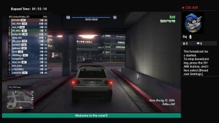 GTA Online Live Stream Fun!!! Playing for fun commentary!!
