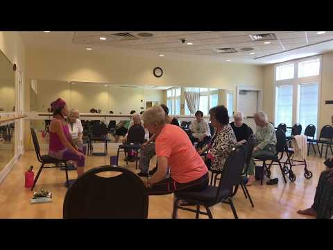 Still Hopes / Yoga for Seniors with Begin Within Yoga