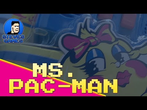 Basic Fun - Ms Pac Man (Review)
