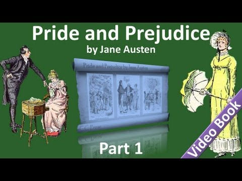 Part 1 - Pride and Prejudice Audiobook by...