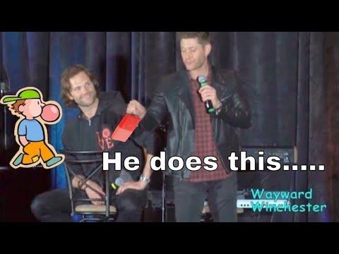 Jensen Ackles Hates THIS Gross Habit Of Jared Padalecki SeaCon 2018
