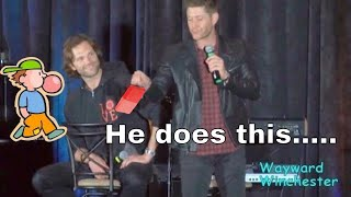 Jensen Ackles Hates THIS Gross Habit Of Jared Padalecki SeaCon 2018