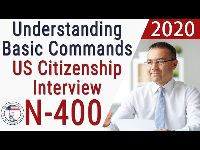 uscis interview video, uscis interview clip
