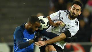 Football: la France concède un nul frustrant face à l'Allemagne