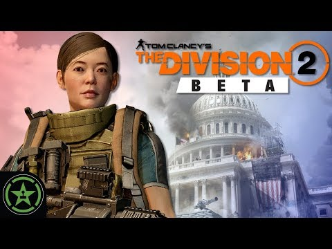 ROLIE POLIE EXPLODIE - The Division 2 Beta | Let's Play