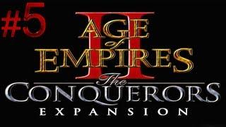 Age of Empires 2 The Conquerors - Attila the Hun - The Walls of Constantinople [1/2]
