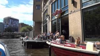 Amsterdamse grachten / Amsterdam