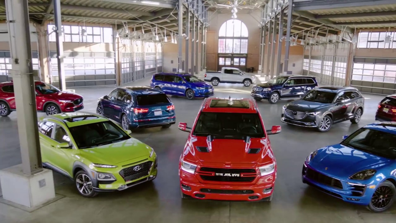 Car And Driver Best Compact Suv 2020 Car and Driver's 2019 10Best Trucks and SUVs   YouTube
