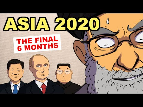 These Events Will Happen in Asia in 2020 (part 2)