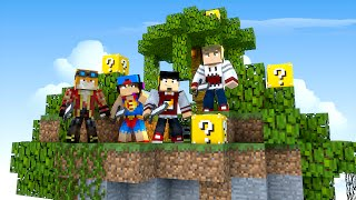 Minecraft: SKY WARS LUCKY 2.0 DIA 1 - VANILLA  ‹ AMENIC ›