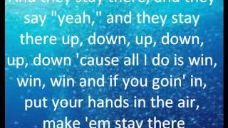 DJ Khaled- All I do is Win Lyrics (Clean)