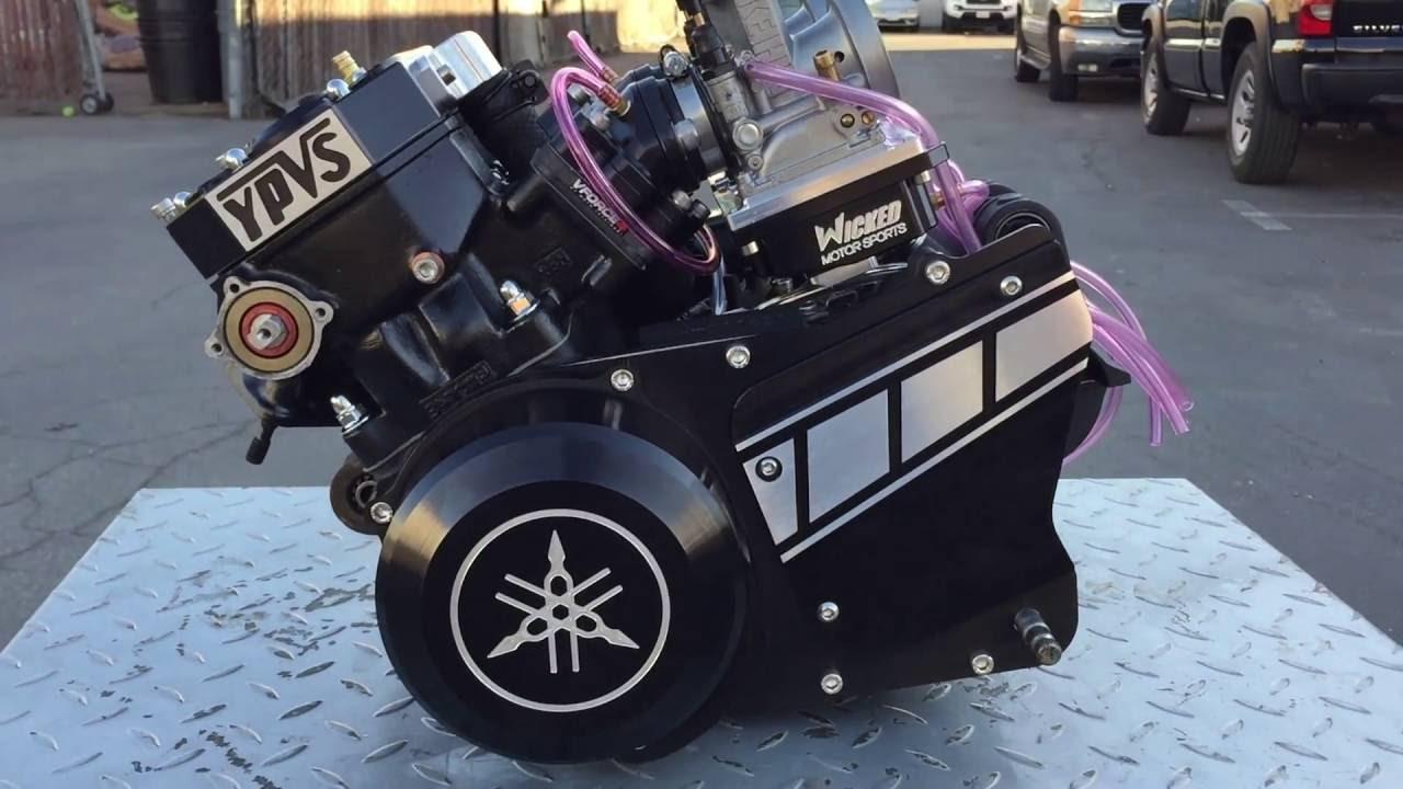 WICKED MOTORSPORTS RZ385 FULL ENGINE BUILD