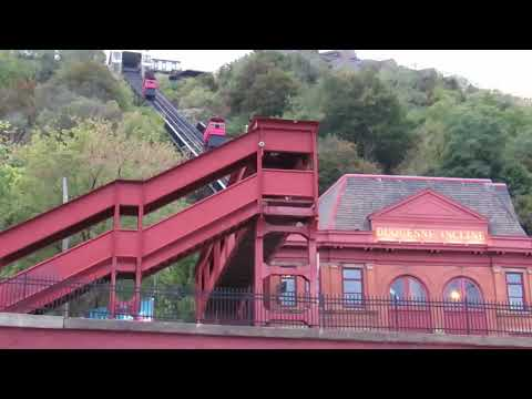 A Visit to the Duquesne Incline