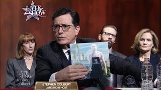 Rex Tillerson Gets Grilled By Senator Colbert