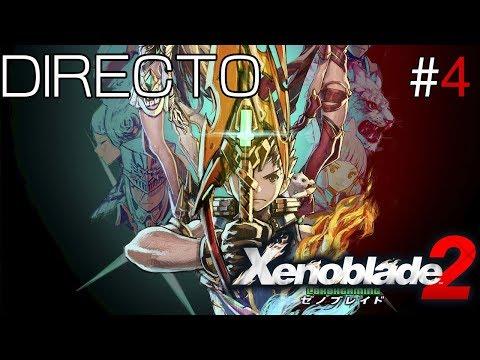 Xenoblade Chronicles 2 - Directo #4 Español - Completando el  100% - Nuevos Blades - Nintendo Switch