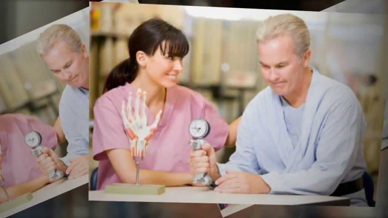 Where Do Occupational Therapists Work - YouTube