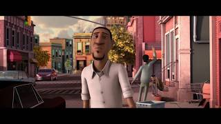 Substance short animation story