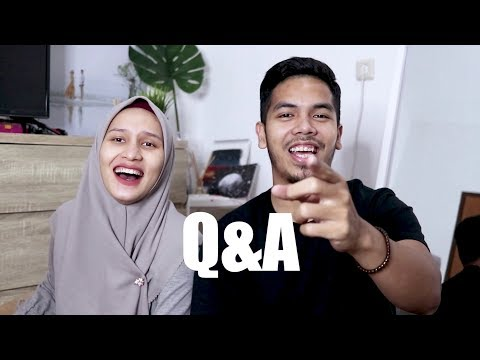 My Very First Q&A With My Lovely Wife! PART 1