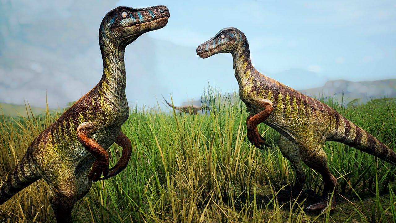 Download Vida de Velociraptor! Em Meio a Caçada! Rastreando e Perseguindo   The Isle Realismo   (PT/BR)