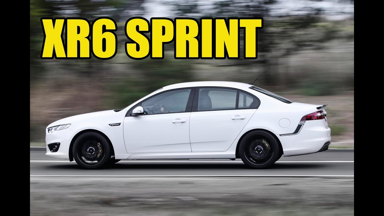 Xr6 Sprint We Drove It And We Like It Youtube