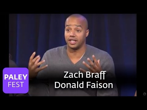 Scrubs - Braff and Faison's Chemistry