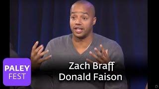 Scrubs - Braff and Faison's Chemistry