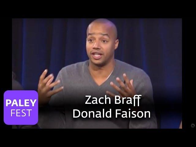 Scrubs - Braff and Faison\'s Chemistry