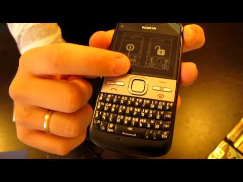 Nokia E5 review and unboxing [HD]