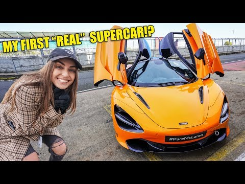 REVEALING THE MCLAREN I ALMOST BOUGHT OVER THE 2020 C8 CORVETTE ft. ThatDudeinBlue