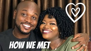 STORY TIME: HOW WE MET AT A JOB INTERVIEW   OUR DATING STORY