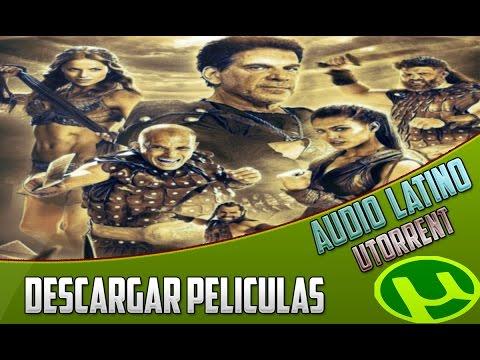 COMO DESCARGAR PELÍCULAS GRATIS UTORRENT HD / Audio latino 2015