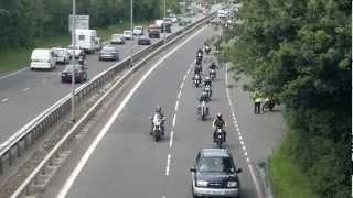 M.A.G. Bike Protest coalville - MFN 002 (Eastwood, Nottingham)