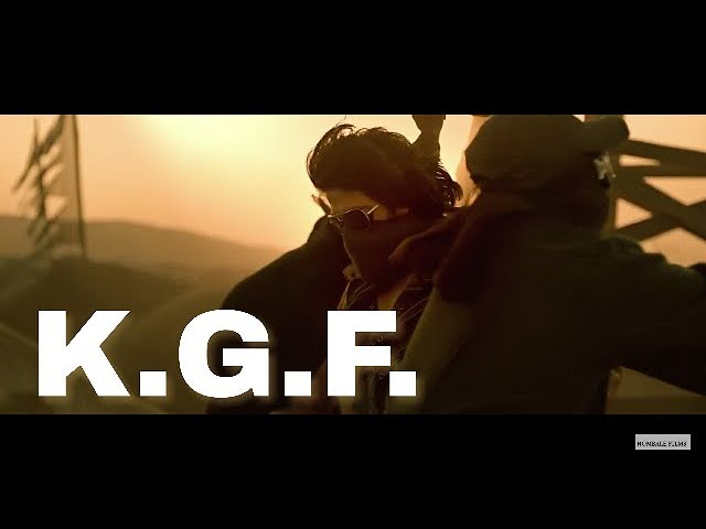 KGF official trailer|Rocking star Yash |HD|1080p