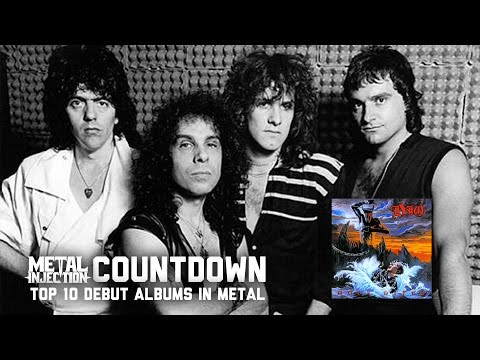 4. DIO Holy Diver - Top 10 Debut Albums in Metal | Metal Injection