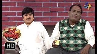 Rocket Raghava Performance   Extra Jabardasth   28th  December 2018   ETV  Telugu