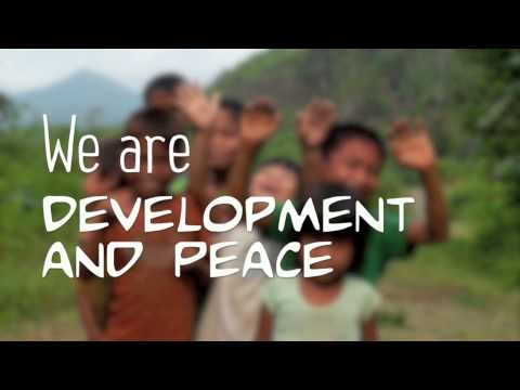 We are Development and Peace