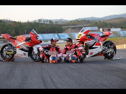 Calon Pembalap Indonesia Di MotoGP Dimas Ekky Dan Andi Gilang