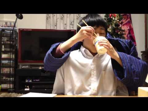姉と二人羽織でラーメンを食う【過去】