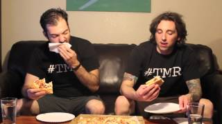 Pizza Hut Chicken, Bacon, Tomato Garlic Parmesan Pizza - The Two Minute Reviews - Ep. 250 #tmr
