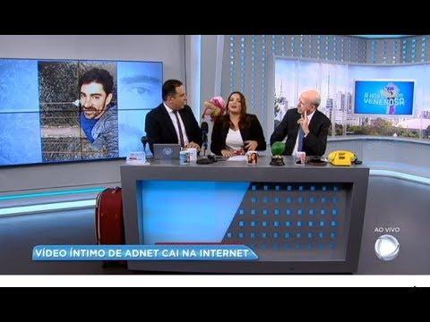 Hora da Venenosa: vídeo íntimo de Marcelo Adnet vaza na internet